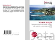Bookcover of Passive Margin