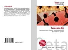 Buchcover von Transponder