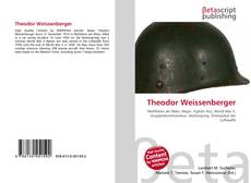 Bookcover of Theodor Weissenberger