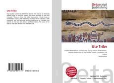 Buchcover von Ute Tribe