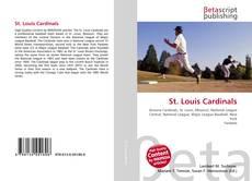 Copertina di St. Louis Cardinals