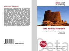 Buchcover von Sara Yorke Stevenson