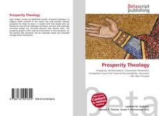 Copertina di Prosperity Theology
