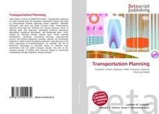 Couverture de Transportation Planning