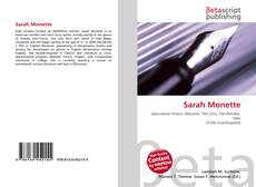 Bookcover of Sarah Monette