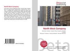 Portada del libro de North West Company