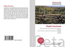 Bookcover of Platte Purchase