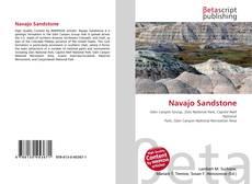 Bookcover of Navajo Sandstone