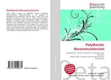 Portada del libro de Polytheistic Reconstructionism