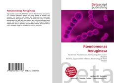 Bookcover of Pseudomonas Aeruginosa