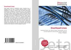 Bookcover of Overhead Lines