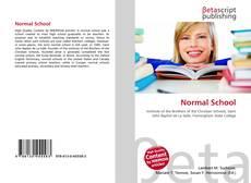 Copertina di Normal School
