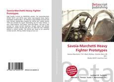 Обложка Savoia-Marchetti Heavy Fighter Prototypes