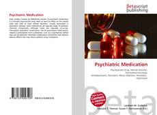 Psychiatric Medication的封面