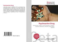 Bookcover of Psychoactive Drug