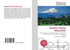 Обложка Southern Rocky Mountains