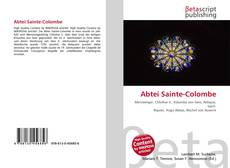 Portada del libro de Abtei Sainte-Colombe
