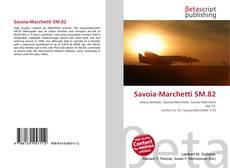 Portada del libro de Savoia-Marchetti SM.82
