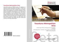 Bookcover of Texarkana Metropolitan Area