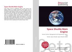 Bookcover of Space Shuttle Main Engine