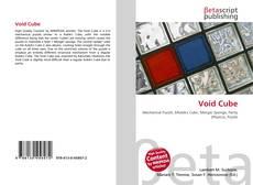 Portada del libro de Void Cube