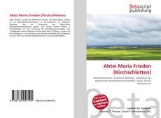 Bookcover of Abtei Maria Frieden (Kirchschletten)