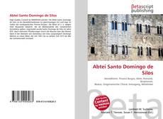 Bookcover of Abtei Santo Domingo de Silos