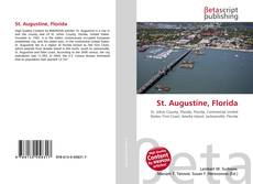 Bookcover of St. Augustine, Florida