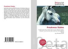 Preakness Stakes kitap kapağı