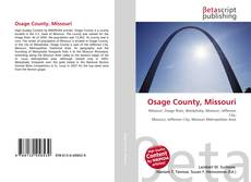 Bookcover of Osage County, Missouri