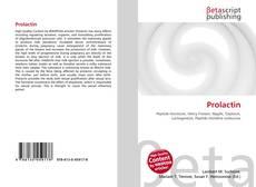Bookcover of Prolactin