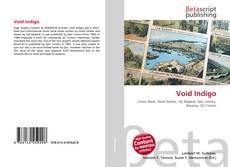 Void Indigo kitap kapağı