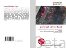 Bookcover of Universal Service Fund