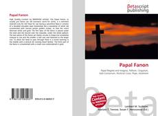 Bookcover of Papal Fanon