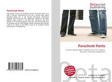 Copertina di Parachute Pants