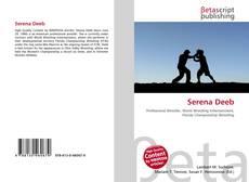 Bookcover of Serena Deeb