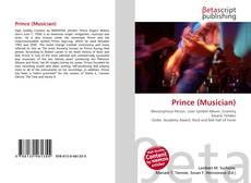 Portada del libro de Prince (Musician)