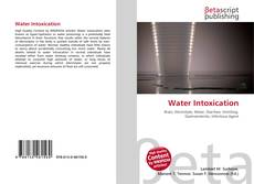 Bookcover of Water Intoxication