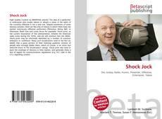 Buchcover von Shock Jock