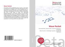Bookcover of Wave Packet