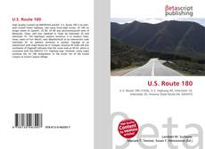 Bookcover of U.S. Route 180