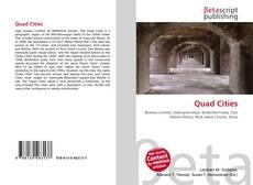 Buchcover von Quad Cities