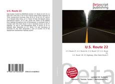 Bookcover of U.S. Route 22