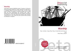 Bookcover of Warship