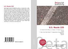 Bookcover of U.S. Route 220