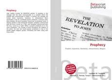 Prophecy kitap kapağı