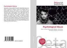Borítókép a  Psychological Abuse - hoz