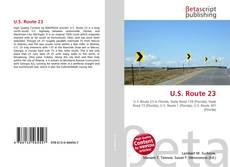 Bookcover of U.S. Route 23