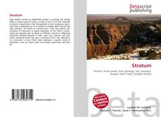 Bookcover of Stratum