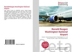 Bookcover of Ronald Reagan Washington National Airport